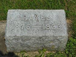 Hayes Burchfield
