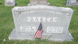 Mildred <i>Puckett</i> Baker