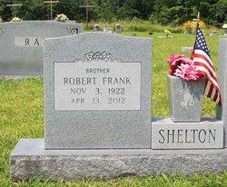 Robert Frank Shelton