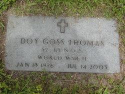 Doy Goss Thomas