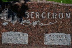 Darlene F. <i>Hocking</i> Bergeron