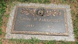 Linda Lou <i>Harrison</i> Alexander
