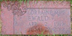 Lorraine Marie <i>Larson</i> Ewald