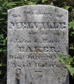 Melville E Baker