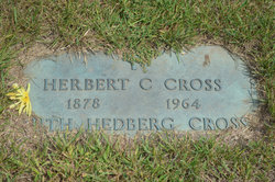 Ruth <i>Hedberg</i> Cross