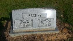 Gladolia <i>Mattingly</i> Zachry