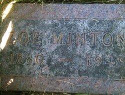Zoe M <i>Minton</i> Thomas
