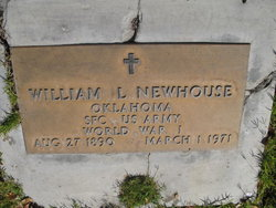 William Lafayette Newhouse