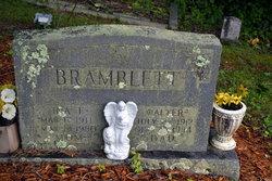 Walter C Bramblett