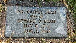 Eva E <i>Catret</i> Beam