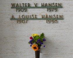 Walter V. Hansen