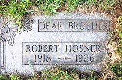Robert Hosner