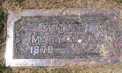 Mary <i>Haag</i> Mohr