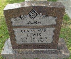 Clara Mae Lewis