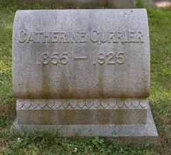 Catherine M <i>Fitzgerald</i> Currier