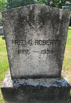 Fred G Roberts