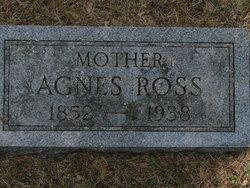 Agness <i>Anderson</i> Ross