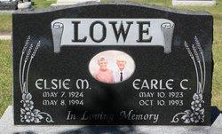 Earle C Lowe