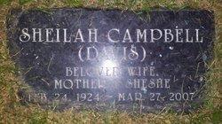 Sheilah McKeown <i>Davis</i> Campbell