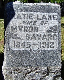 Kate Katie <i>Lane</i> Bayard