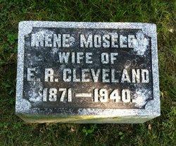 Irene <i>Moseley</i> Cleveland