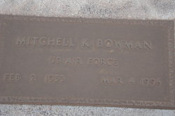 Mitchell K. Bowman