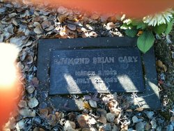 Raymond Brian Cary