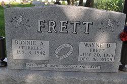Bonnie A. <i>Turkle</i> Frett