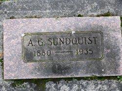 Anders Gustav Gus <i>Raak</i> Sundquist