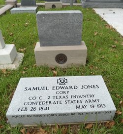 Samuel Edward Jones