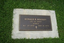 Donald Ray Bousley