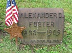 Alexander D Foster