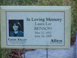 Laura Lee <i>Robinson</i> Benson