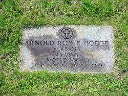 Arnold Roy <i>E</i> Hodge