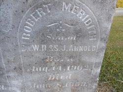 Robert Meredith Arnold
