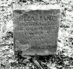Eliza Jane Tobey