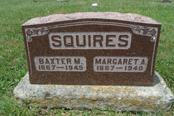 Maggie A <i>Grant</i> Squires