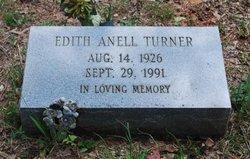 Edith Anell <i>Kelly</i> Tunstill Turner