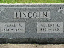 Pearl W. <i>Wingate</i> Lincoln