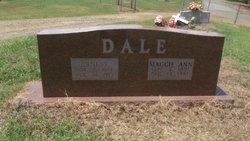 Maggie Ann <i>Gandy</i> Dale