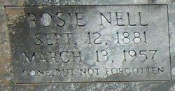 Rosie Nell <i>Raper</i> Baggett