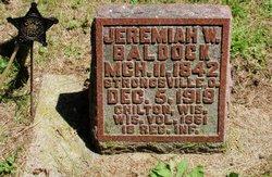 Jeremiah W Baldock