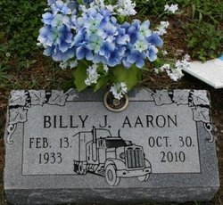 Billy Joe Aaron