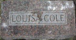 Louiza J. Mollie <i>Smiley</i> Cole