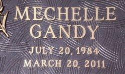 Mechelle Danielle Gandy