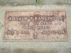 Ronald Pinsent Rawlinson