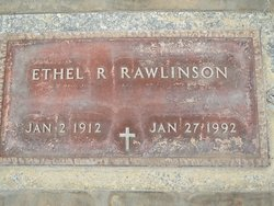 Ethel Rosa Stevie <i>Stephenson</i> Rawlinson