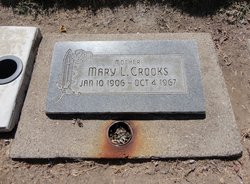 Mary Louise Crooks