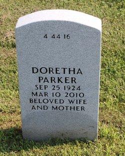 Doretha Parker