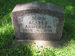 John Alfred Anderson